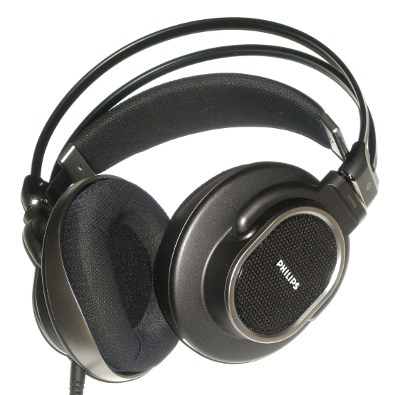 Headphones of Philips SHP 9000