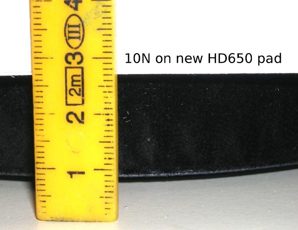 new HD650