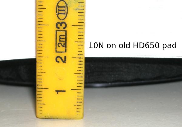 old HD650 10N