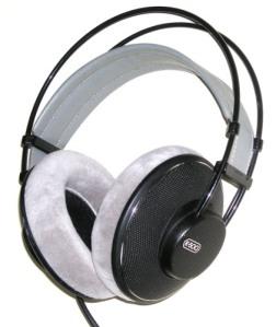 AKG K500 with K601 pads