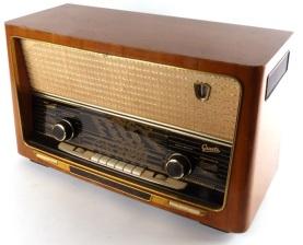 Graetz tube radio