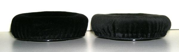 HD650 pads