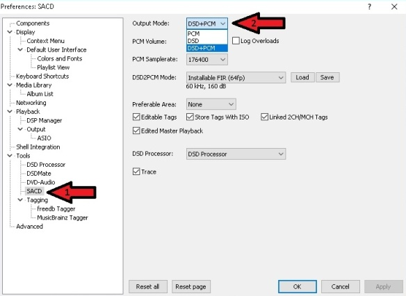 Foobar 2000 for Dummies (Part 2) – Playing DSD – New SACD