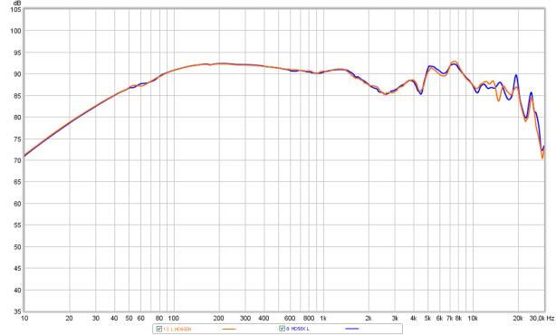 orig pads vs HD650N pads