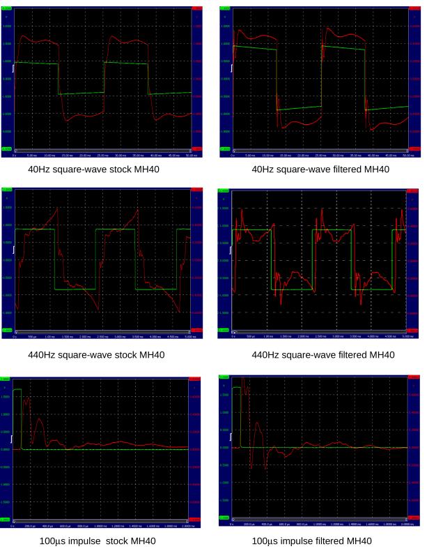 SQR MH40 filt