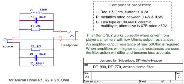 DT1990 filter schematic-C
